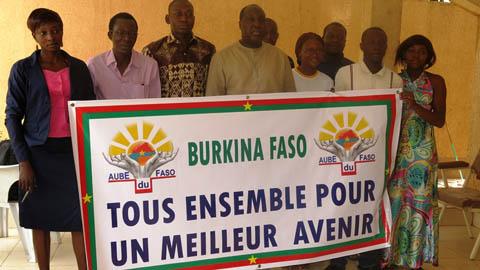 Carnets d'audience de l'UPC: le Mouvement Aube du Faso s'imprègne du Programme de société de Zéphirin Diabré