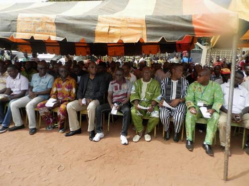 Marche de soutien à la nouvelle loi électorale: Faible mobilisation à Bobo