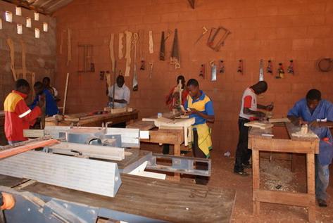 La création d'emplois décents et durables pour les jeunes: Une priorité du gouvernement de la transition.