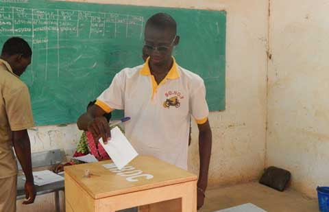 Participation de la jeunesse aux votes: Le MBDC inculque le réflexe en milieu scolaire