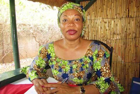Laurence Ilboudo/Marshal, secrétaire nationale à l'Organisation du MPP: «L'Ex-Majorité en quittant la Commission de réconciliation nationale sait bien que la politique de la chaise vide ne l'arrange pas»