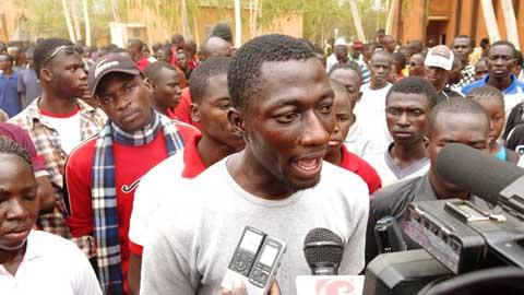 Système LMD: les étudiants de Ouaga veulent suspendre «la descente aux enfers»