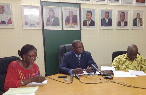 Report des sessions criminelles: Le ministère de la  justice s'explique