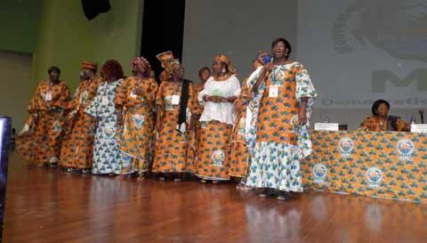 Elections 2015: Les femmes du MPP entendent aussi jouer leur partition