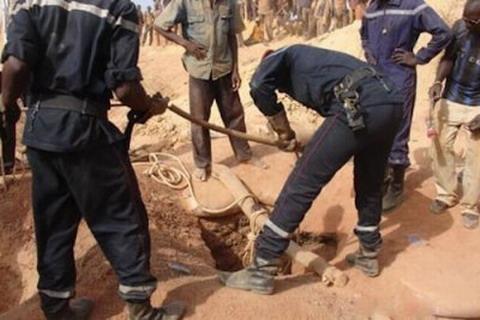 Eboulement dans la province du Soum: Un bilan provisoire d'une quinzaine de victimes selon le gouvernement