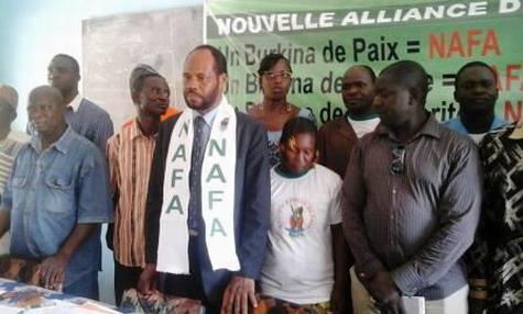 NAFA: «Il n'y a pas de plan B, Djibril Bassolé sera bel et bien candidat aux élections présidentielles d'octobre 2015», dixit Mamadou Bénon