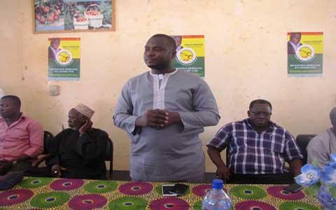 Commune de Zitenga dans l'Oubritenga: AJIR accueille des anciens militants du CDP