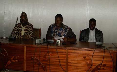 Bobo-Dioulasso: Des associations demandent la libération de Salia Sanou