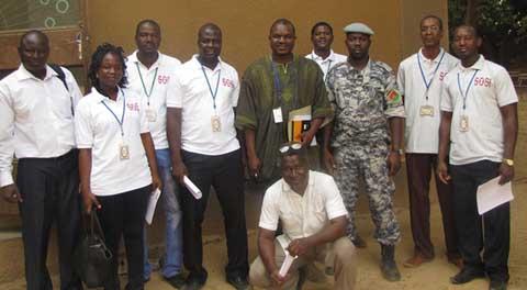 Maison d'arrêt et de correction de Ouagadougou: SOS Médecins Burkina Faso au chevet des détenus