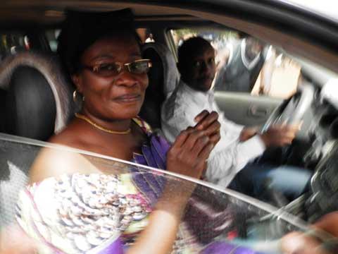 NAFA: Assita Ouattara a été libérée