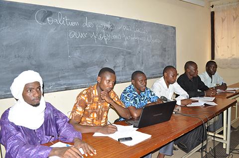 CAPA: Coalition des Juristes pour l'Accès aux Professions juridiques Libérales dénonce l'injustice et l'iniquité dans l'accès à la profession d'avocat au Burkina Faso