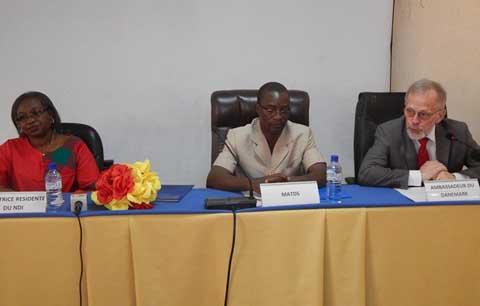 Offre politique pour un Burkina post-transition: Le NDI apporte sa contribution