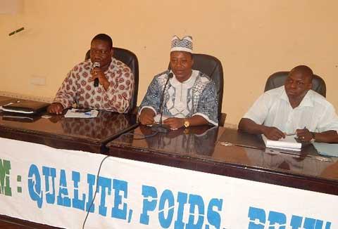 Boucle du Mouhoun: l'Union des groupements pour la commercialisation des produits agricoles veut se conformer aux actes de l'OHADA