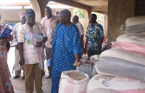 Alimentation du bétail: Les acteurs s'imprègnent de la contribution du PUAAB