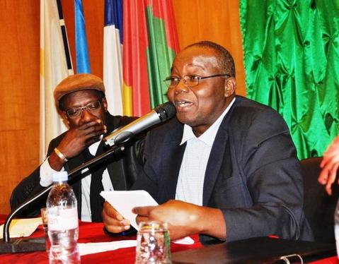 Processus de transition au Burkina: Luc Marius IBRIGA face à la diaspora en France