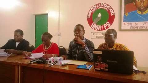 Convention d'Union  du Mouvement  Sankariste: Tout est prêt, pour le rendez-vous «historique»