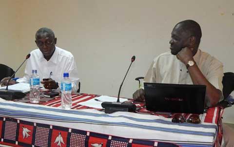Université de Ouagadougou: Un cycle de séminaires sur l'Afrique et le développement