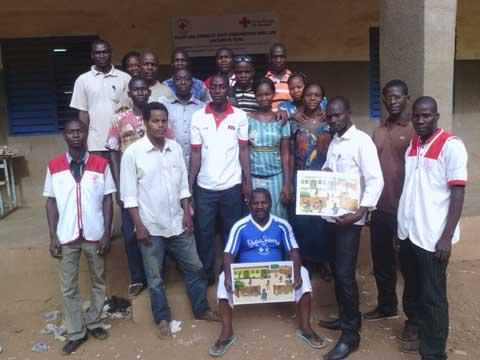 Projet WASH à Youga: la Croix-Rouge renforce les compétences des acteurs