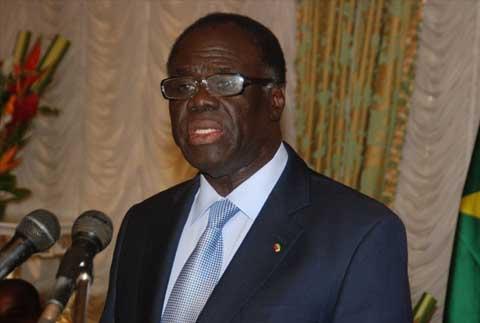 Présidence: Michel Kafando assistera à la signature de l'Accord de paix au Mali