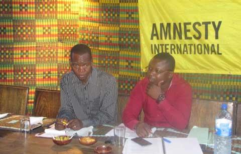 Mise en œuvre du Traité sur le commerce des armes: Amnesty international Burkina lance le débat