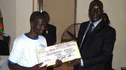 Entrepreneuriat: 440 promoteurs bénéficient d'un «coup de pouce» du Fonds d'appui aux initiatives des jeunes