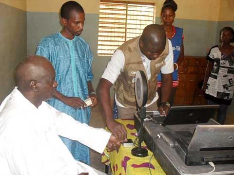 Révision exceptionnelle des listes électorales: Chérif Sy appelle tous les Burkinabè en âge de voter à se faire enrôler