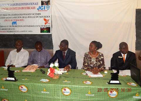 Journée internationale de la lutte contre la fistule obstétricale: les acteurs déterminés à venir au bout du fléau avant 2025