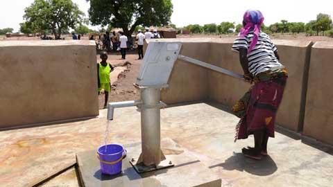 ACF-TAPOA: le projet «Water facility»  qui facilite le quotidien des communautés