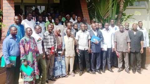 Surveillance électorale: L'UPC installe ses 45 «commissaires» anti-fraude