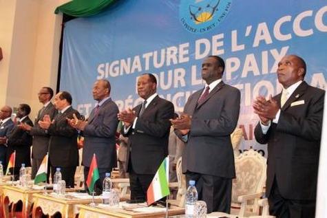 Le Burkina Faso, signataire de l'Accord pour la paix et la réconciliation au Mali,  issu du processus d'Alger