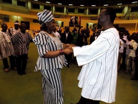 Convention pour le renouveau sankariste: Maître Bénéwendé Stanislas Sankara pour la présidentielle d'octobre 2015