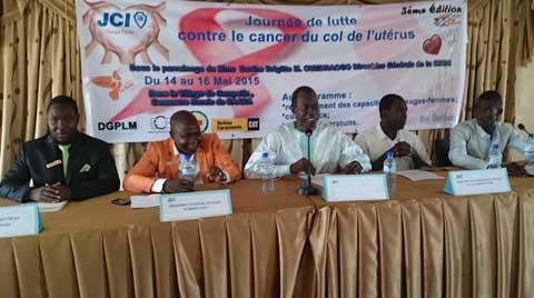 Santé: La Jeune Chambre Internationale Ouaga étoile lutte contre le cancer du col de l'utérus