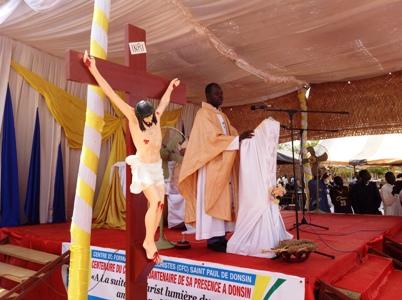 Eglise catholique: Le Centre de Formation des Catéchistes de Doosê clôt les festivités de ses 50 ans