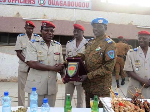 Maintien de la paix au Darfour: Mission accomplie pour le bataillon Laafi 6