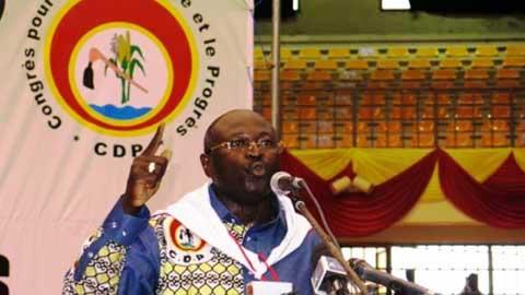 Eddie Komboïgo: Le nouveau capitaine d'un navire requinqué!