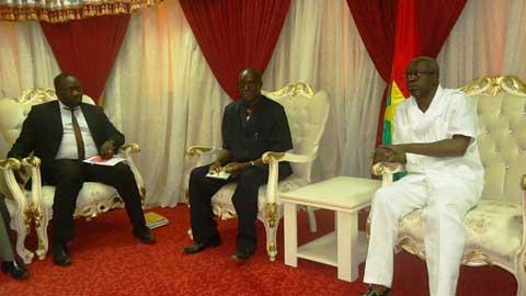 Conseil national de la transition: Faire de la carte de presse une réalité au Burkina