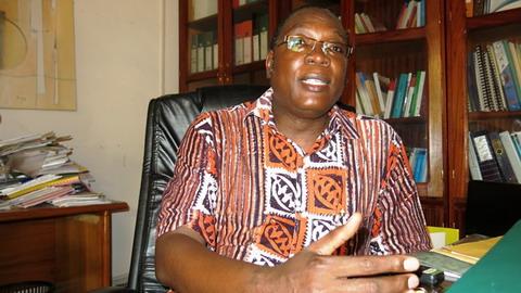 Dr Seni Koanda, président de l'ANEB en 1990: «Deux personnes peuvent nous éclairer sur le décès de Dabo Boukary: Salif Diallo et Gilbert Diendéré»