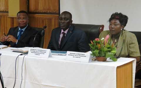 Ministère de la Jeunesse, de la formation professionnelle et de l'emploi: Renforcer la visibilité de l'emploi dans le budget national