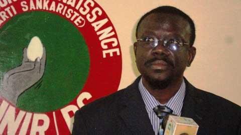 Convention d'union des sankaristes: Me Bénéwendé Sankara salue la grande mobilisation