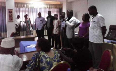 L'ordre des pharmaciens du Burkina: un nouveau bureau pour la région du centre