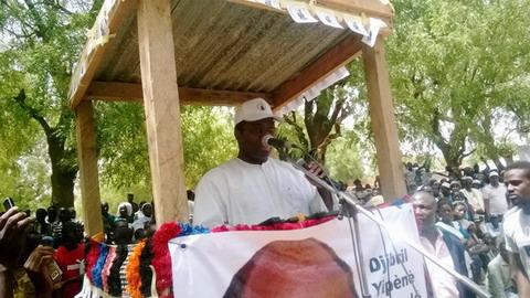 Présidentielle 2015: ««Personne n'a le droit d'exclure des Burkinabè d'une compétition électorale» réaffirme Djibrill Bassolé