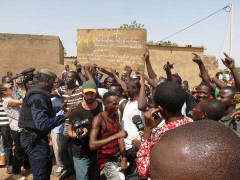 Exhumation des restes de Thomas Sankara et de ses compagnons: Les journalistes interdits d'accès au cimetière, les populations mécontentes