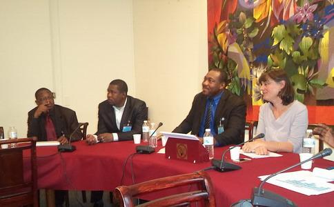 Conseil National de Transition: Le soutien de l'Assemblée nationale française