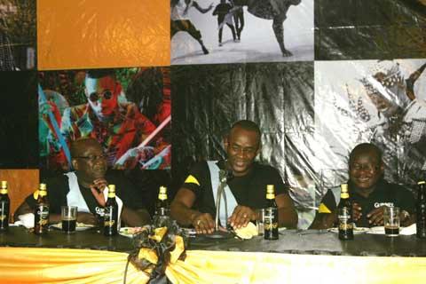 Campagne Made of black de Guinness: A Bobo, les jeunes ont eu droit à un show époustouflant