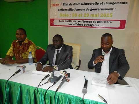 Crise de gouvernance politique en Afrique: Un colloque international pour poser le diagnostic