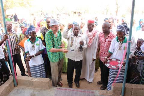 Petite et moyenne entreprise: Le village de Tambolo inaugure la «laiterie du bonheur»