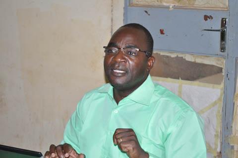 Expulsion des travailleurs de la SAP: «Le gouvernement de la Transition ne fait  pas mieux que le régime déchu», dixit Bassolma Bazié