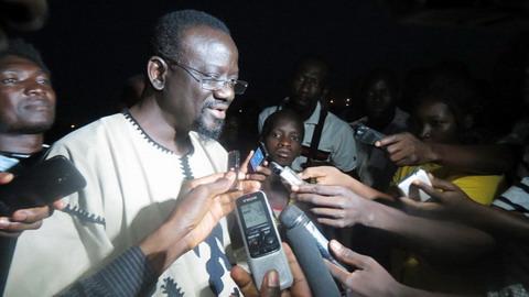Exhumation des restes de Thomas Sankara et de ses compagnons: «Rien ne sera caché au peuple», dixit Me Bénéwendé Sankara