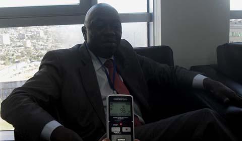 Aboubakari Baba Moussa: «L'énergie  est aujourd'hui au cœur des priorités de l'Afrique»
