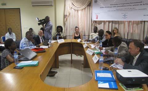 Coopération et développement: Journalistes et acteurs de la solidarité internationale accordent leurs violons